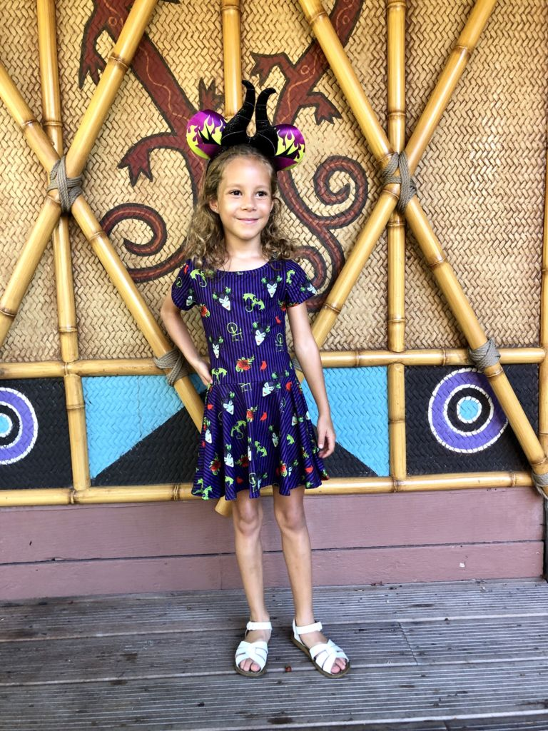 Maleficent Disneybound For Kids This Bliss Life